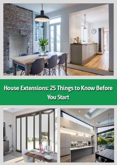 House Extensions: 25 Things to Know Before You Start - House extensions come in all shapes and sizes – single-storey, two-storey, wraparound or to the side.But, whatever house extension you're intending to build there are a lot of things to work out and make decisions on before the project even gets going.From the legalities and logistics to budgets and builders – it pays to know what's what before you start your house extension.  So here's a run down of the 25 t...
