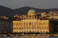 Palazzo Carciotti, Trieste, Italy