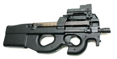 FN P90Loading that magazine is a pain! Get your Magazine speedloader today! http://www.amazon.com/shops/raeind