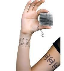 chanel tattoo anyone?