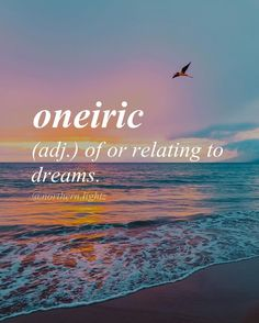Greek origin //oh-nahy-rik//  @jordanherschel