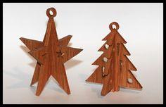Scrollsaw Workshop: 3d Scroll Saw Ornaments