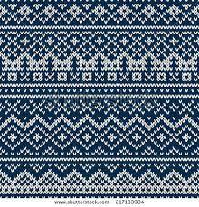 fair isle knitting patterns free - Buscar con Google