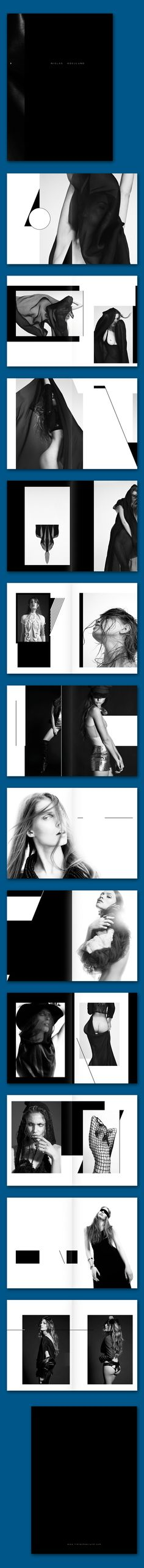 Niklas Hoejlund Photobook (Proposal) by Paulo Brandao Melo, via Behance