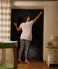 Such a great idea! Gro-Anywhere Portable Blackout Blind by The Gro Company #zulily #zulilyfinds