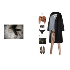 """The wolves never stay at bay."" by algebra ❤ liked on Polyvore"