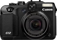 Great small camera with nice aperature range 2.8-4.5. I love my G12!!