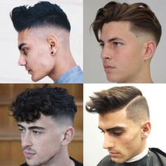 Hairstyles for Teenage Guys