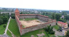 Lida Castle (Belarusian: Лідскі замак) was one of several citadels erected by Grand Duke Gediminas of Lithuania in the early 14th century to defend his lands against the expansion of the Teutonic Knights. Other links in this chain of defense included Hrodna, Navahrudak, Kreva, Medininkai, and Trakai. The modern town of Lida, Belarus grew up around this castle.