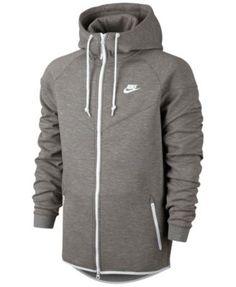 Nike Windrunner Fleece Performance Hoodie   macys.com