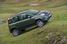 The New Fiat Panda 4x4 for Car Wallpaper