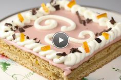 Friese Oranjekoek - Recept | 24Kitchen