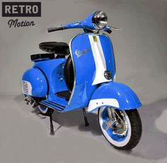 Pimp your Vespa Retro Motion
