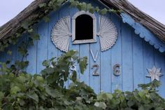 Case traditionale din Delta Dunarii foarte frumoase Case, Colours, Tiny Houses, Romania, Cottages, Outdoor Decor, Home Decor, Homes, Small Homes