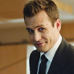 Gabriel Macht aka Harvey Specter.