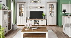 House and Garden Table basse classique - Oldy Living Room Modern, Home Living Room, Living Room Decor, Modern Wall Units, High Quality Furniture, Stirling, New Homes, Home And Garden, Cabinet