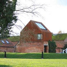 Dovecote Artist Studio by Haworth Tompkins