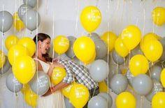 yellow and grey wedding backdrop via Bridal Musings- Lover. Wedding Locations, Wedding Themes, Wedding Colors, Our Wedding, Wedding Blog, Dream Wedding, Wedding Reception, Wedding Stuff, Wedding 2015