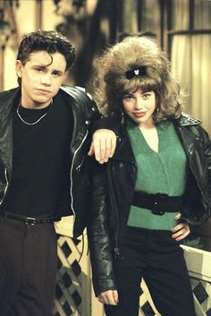 Boy Meets World. Shawnzie Hunterelli and T. L. Such a funny episode!