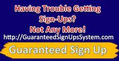 GuaranteedSignUpsSystem.com