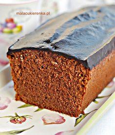 Comber – ciasto czekoladowe z alkoholem Lemon Cheesecake Recipes, Chocolate Cheesecake Recipes, Polish Recipes, Cake Cookies, Baked Goods, Baking Recipes, Banana Bread, Cake Decorating, Food And Drink