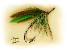 fly fish tattoo - Google Search