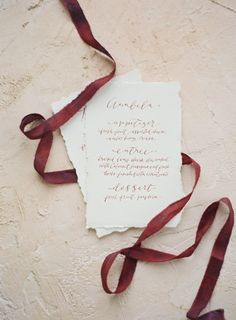 marsala paper love