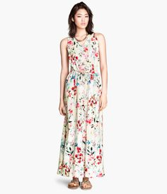 H m long summer dresses for girls