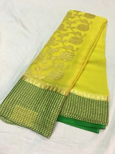 Pure georgette sarees N shipping !!! 6350+$ Order what's app 7093235052