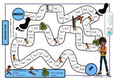 Math Games, Detective, Student, Education, School, 1, Blog, Mental Calculation, Reading