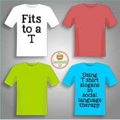 Blog today on Smartmouthslp, using T-shirt slogans to teach inferencing and social language concepts.