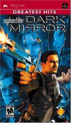 Syphon Filter: Dark Mirror - Sony PSP (Jewel case)