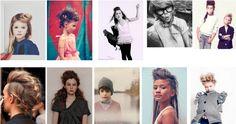 Girls' hair ideas
