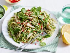 This quick and easy recipe gives you a gourmet-style meal without breaking the bank. Using canned crabmeat and a homemade pea pesto, it's the perfect dish that will feel fancy any night of the week!