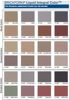 7 Best Integral Color Charts
