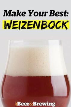 Make Your Best Weizenbock