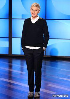 Ellen DeGeneres - Look 1 http://www.hiphunters.com/magazine/2014/03/19/style-crush-ellen-degeneres/