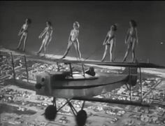 From Flying Down to Rio (1933).