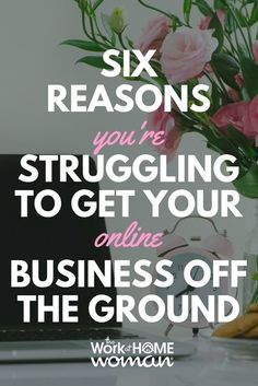 You've got your business plan, and you're ready to launch, but something's holding you back. Here are six reasons why you're struggling to get your business off the ground. #business #startup Advertise Your Business, Start Up Business, Business Tips, Online Business, Business Entrepreneur, Business Management, Business Planning, Never Stop Learning, Lost Money