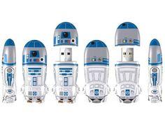 R2 D2 USB Flash Drive