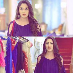 Heart broken #Anika trying to hide her feelings with dadi.. #Ishqbaaaz #ishqbaaz #surbhichandna #starplus #loveurlyf