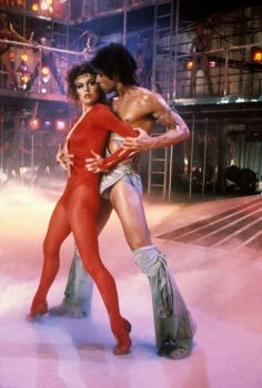 "John Travolta and Finola Hughes in ""Staying Alive"" directed by Sylvester Stallone. Sylvester Stallone, Shall We Dance, Lets Dance, Iconic Movies, Great Movies, 80s Movies, Perfect John Travolta, John Travolta Kelly Preston, Alive Film"