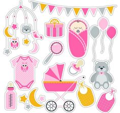 VK is the largest European social network with more than 100 million active users. Baby Scrapbook, Scrapbook Albums, Scrapbook Paper, Clipart Baby, Baby Shawer, Baby Clip Art, Baby Album, Scrapbook Embellishments, Printable Stickers