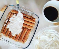 Birthday #tiramisu  . . . . #cooking #food #yummy #foodporn #italianfood #vsco #picoftheday #photooftheday #love #birthday #coffe #dessert #cool ##instagood