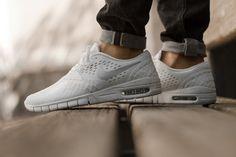"""Nike SB Eric Koston 2 Max """"White & Metallic Silver"""""""