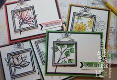 Beth's Paper Cuts Painter's Palette stamp set