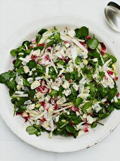 Pear crunch salad | Jamie Oliver | Food | Jamie Oliver (UK)