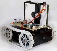 The 69 Best Robotics Images On Pinterest Robotics Robots And Arduino