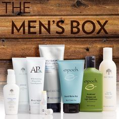 For all the men in your life. Or just for you x Ap 24 Whitening Toothpaste, Whitening Fluoride Toothpaste, Skin Whitening, Nu Skin, Face Wash, Body Wash, Glacial Marine Mud, Acne Facial, Shaving Cream