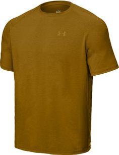 Men's Tactical Shortsleeve UA Tech™ T-Shirt Tops by Under Armour $18.99 - $42.51